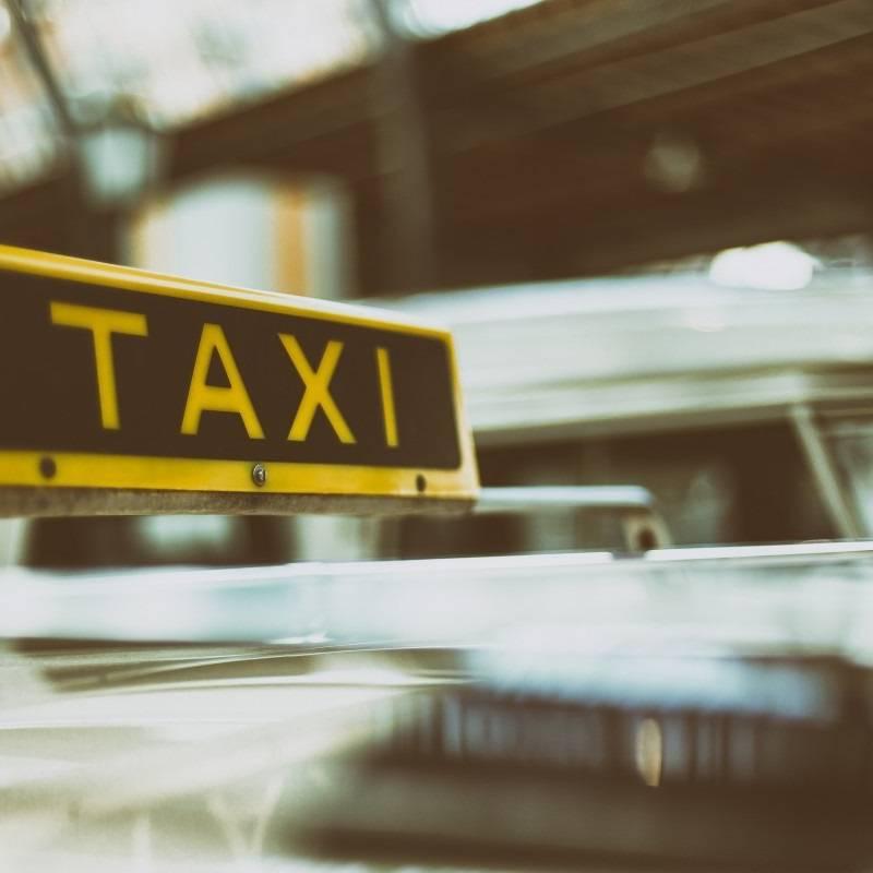 Taxi Alarm